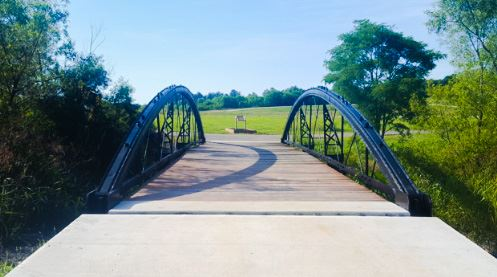 Sandy Park Bridge