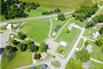 Aerial View of Baskett Recreation Park